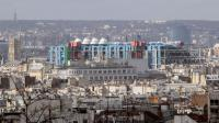Le Centre Pompidou à Paris [Jacques Demarthon / AFP/Archives]