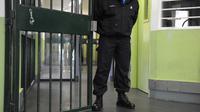Un gardien de prison [Miguel Medina / AFP/Archives]