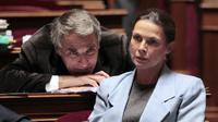 La sénatrice UMP Isabelle Debré au Sénat, le 22 octobre 2010 à Paris [Jacques Demarthon / AFP]
