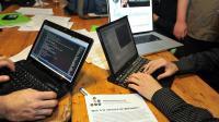 Des hackers [Philippe Huguen / AFP/Archives]