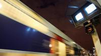Une rame de RER [Joel Saget / AFP/Archives]
