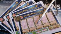 Des grilles d'Euromillions [Kenzo Tribouillard / AFP/Archives]