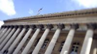 Le Palais Brongniart, ancien siège de la Bourse de Paris [Joel Saget / AFP/Archives]