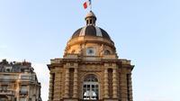 Vue de la coupole du Sénat à ParisA [Miguel Medina / AFP/Archives]