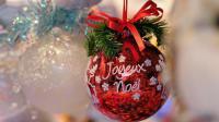 Une boule de Noël [Frederick Florin / AFP/Archives]