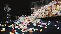 Des médicaments en vrac [Philippe Huguen / AFP/Archives]