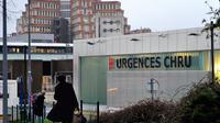 Photo prise le 24 janvier 2012 du CHRU de Lille [Philippe Huguen / AFP/Archives]