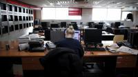 Des bureaux [Angelos Tzortzinis / AFP/Archives]