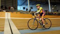 Un centenaire a terminé l'une des courses (90 km) de la Cyclosportive Paris-Cambrai en environ cinq heures.[AFP]