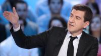 Le dirigeant de la banque d'affaires Lazard en France, Matthieu Pigasse, le 13 mars 2012 à Paris [Jacques Demarthon / AFP/Archives]
