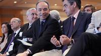 Qu'elle soit dirigée par Jean-François Copé ou François Fillon, l'UMP va rester confrontée au casse-tête de son positionnement face au Front national, avec un équilibre délicat à trouver entre le refus d'alliance et la volonté de s'adresser aux électeurs frontistes.[AFP]