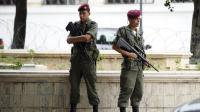 Deux soldats tunisiens [Fethi Belaid / AFP/Archives]