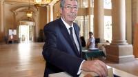 Le député UMP Patrick Balkany, lors des législatives le 17 juin 2012 à Levallois-Perret [Kenzo Tribouillard / AFP/Archives]