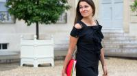 French Minister for Culture and Communication Aurelie Filippetti leaves the presidential Elysee Palace after attending the weekly cabinet meeting in Paris on August 1, 2012. AFP PHOTO BERTRAND LANGLOIS[AFP]
