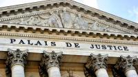 Le fronton d'un palais de justice [Philippe Huguen / AFP/Archives]