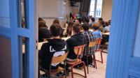 Des lycéens en classe [Frank Perry / AFP/Archives]