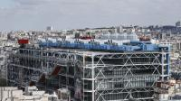 Le Centre Pompidou, à Paris, le 15 septembre 2012 [Kenzo Tribouillard / AFP/Archives]