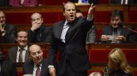 Le député socialiste Jean-Christophe Cambadélis, le 16 octobre à l'Assemblée nationale [Fred Dufour / AFP/Archives]
