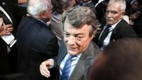 Jean-Louis Borloo, le 21 octobre 2012 à Paris [Patrick Kovarik / AFP]