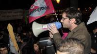 Le porte-parole de l'Inter-LGBT Nicolas Gougain, le 7 novembre 2012 à Paris [Mehdi Fedouach / AFP/Archives]