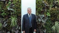 Jean-Luc Petithuguenin, le PDG de Paprec, le 13 novembre 2012 à Paris [Eric Piermont / AFP]