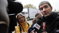 Le maire de Sevran, Stéphane Gatignon, à Paris le 13 novembre 2012 [Mehdi Fedouach / AFP/Archives]