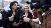 Rachida Dati, le 23 novembre 2012 à Paris [Thomas Samson / AFP/Archives]