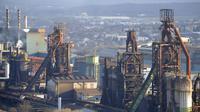 Le site ArcelorMittal à Florange, dans l'est de la France, le 30 novembre 2012 [Jean-Christophe Verhaegen / AFP/Archives]