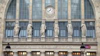 Vue extérieure en date du 13 décembre 2012 de la gare du Nord à Paris [Jacques Demarthon / AFP/Archives]