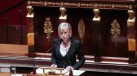 Elisabeth Guigou s'exprime devant l'Assemblée nationale à Paris, el 16 janvier 2013 [Jacques Demarthon / AFP/Archives]