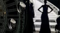 Présentation de montres Piaget au Salon international de la haute horlogerie à Genève, le 21 janvier 2013 [Fabrice Coffrini / AFP/Archives]