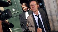 Le docteur Nicolas Bonnemaison (1er plan),le 6 qeptembre 2011 à Pau (sud-ouest) [Pierre Andrieu / AFP/Archives]