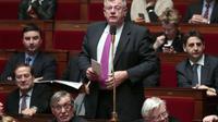 Le député PS, rapporteur général du Budget, Christian Eckert, le 20 février 2013 à l'Assemblée nationale à Paris [Jacques Demarthon / AFP/Archives]