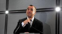 Arnaud Lagardère, le 7 mars 2013 à Levallois-Perret près de Paris [Eric Piermont / AFP/Archives]