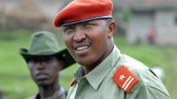 Le chef rebelle Bosco Ntaganda, recherché pour crimes de guerre et crimes contre l'humanité commis en République démocratique du Congo (RDC) au début des années 2000, a quitté le Rwanda vendredi pour la Cour pénale internationale (CPI) à La Haye. [Lionel Healing / AFP/Archives]