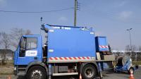 Un camion ERDF [Bertrand Guay / AFP/Archives]