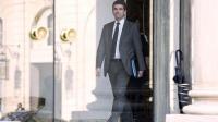 Arnaud Montebourg à la sortie du Conseil des ministres, le 3 avril 2013 [Fred Dufour / AFP]
