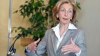 La ministre française du Commerce extérieur Nicole Bricq à Paris, le 22 mai 2013 [Eric Piermont / AFP/Archives]