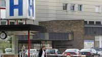 L'hôpital Jean Monnet d'Epinal [Jean-Christophe Verhaegen / AFP/Archives]