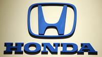 Le logo du constructeur automobile Honda [Gabriel Bouys / AFP/Archives]