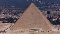 Construite il y a 4.500 ans, la pyramide de Khéops est l'une des sept merveilles du monde antique.