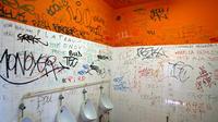 70 % des écoliers estiment que les toilettes sentent souvent mauvais.