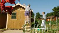 La taxe sur les abris de jardin a encore augmenté.