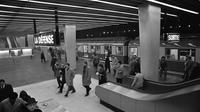 Au début des années 1970, le RER inspirait les louanges de l'étranger