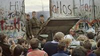 La rencontre entre les soldats de l'Est et les habitants de l'Ouest est restée gravée dans les mémoires, outre-Rhin.