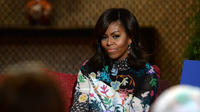 """Michelle Obama interprète avec James Corden le titre de Beyoncé """"Single Ladies"""""""