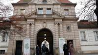 L'hôpital Charité de Berlin, qui dirige le programme d'inhumation