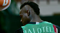 Mario Balotelli est à Nice où il passe ce mercredi sa visite médicale.