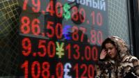 Le rouble avait atteint mercredi 20 janvier le plus bas niveau de son histoire face au dollar.