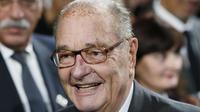 Jacques Chirac fêtera ses 87 ans en décembre 2019